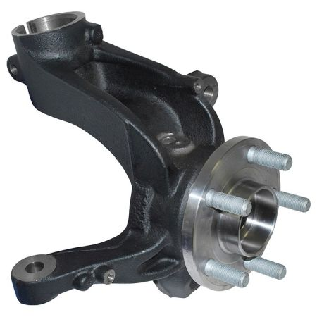 Front RHS Wheel Hub and Upright Assembly