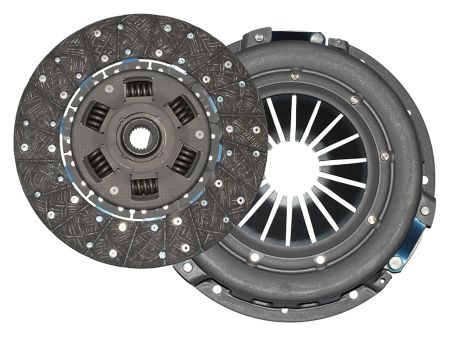 Defender/Discovery 2 - Replacement Clutch for DA2357HD - Plate and Cover
