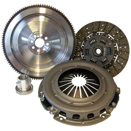 Defender/Discovery 2 - Td5 - Heavy Duty Clutch Kit - With Flywheel and Bearing