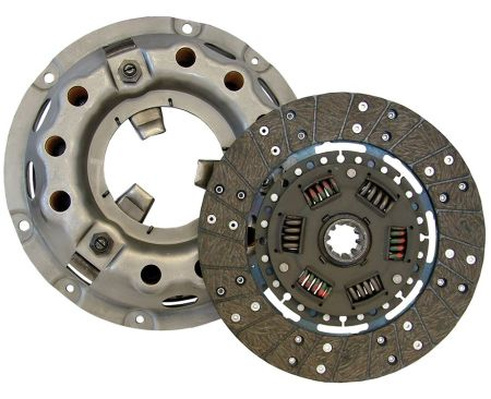 Series 2A - 9 inch Clutch Kit - Plate and Cover