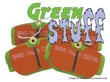 EBC Green Stuff Rear Brake Pads