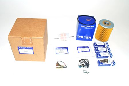 Series - 2¼ Petrol from 1964 (Ducellier ignition) Service Kit
