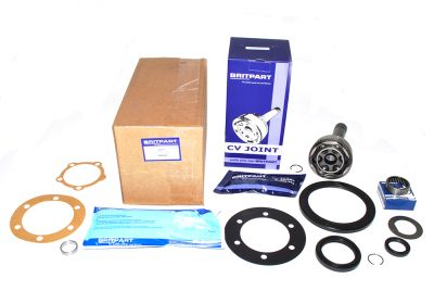 Discovery 1 - 24 Splines Axle Shaft to Diff End - Non-ABS and ABS Models JA32851 onwards - CV Joint Kit