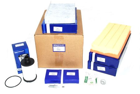 Discovery 4 and Range Rover Sport 5.0 V8 Petrol Service Kit