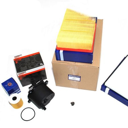 Discovery Sport and Range Rover Evoque 2.2 Diesel Service Kit