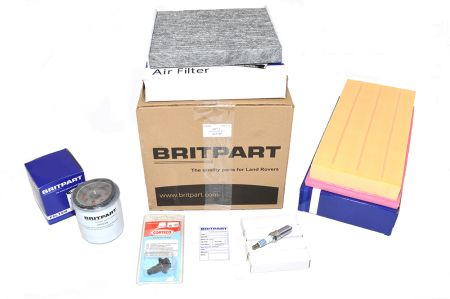 Range Rover Sport (2014 onwards) and Range Rover L405 2.0 Turbo (from FA000001) Petrol Service Kit