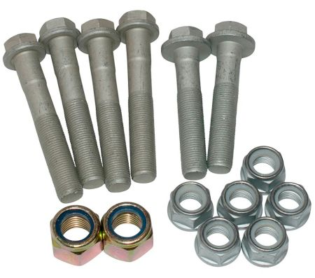 Defender Front Suspension Bolt Kit - From 2A625546