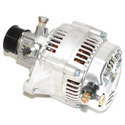 Alternator Assembly Complete with Pump - TD5