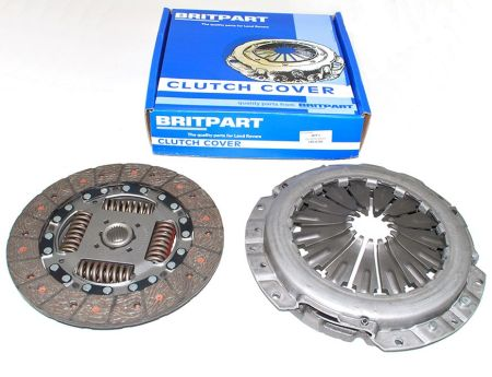 Defender 2007 onwards - Clutch Kit - Plate and Cover