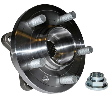 Front Wheel Hub Assembly