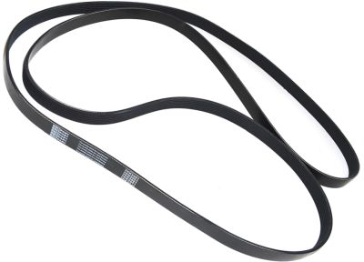 Drive Belt - 2.2 Puma Diesel - With Manual Air Con - From CA000001
