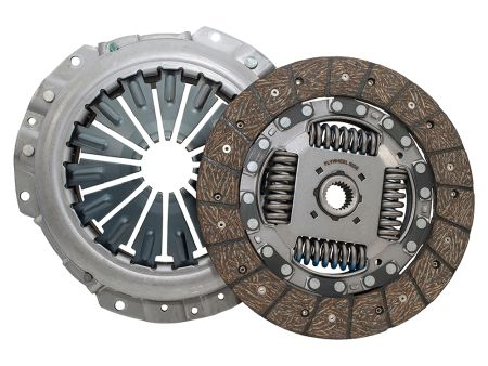 Defender 2007 onwards - Uprated Clutch Kit - Plate and Cover
