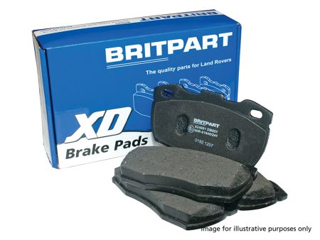 Rear Brake Pads
