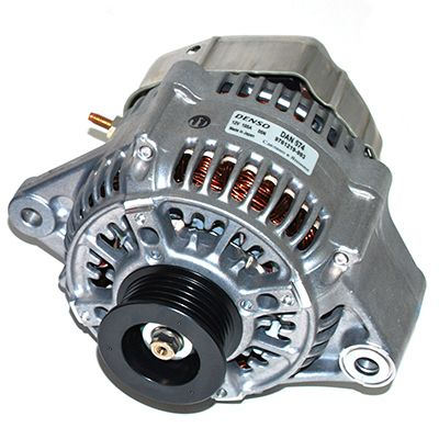 Alternator 105 Amp - With Air Con - To YA999999