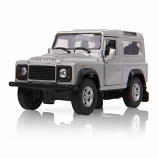 Defender Pull Back 1:38 Scale Model