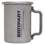 Defender Exhaust Mug - Stainless Steel