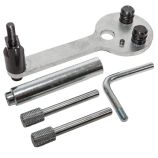 Crankshaft Locking Kit - Defender Puma 2.2