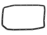 Replacement gasket for automatic transmission filter conversion kit