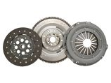Defender/Discovery 2 - Td5 - Clutch Kit - With Flywheel - Valeo