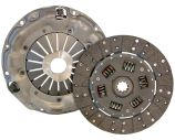 Series 2A - 9 and 1/2 inch Clutch Kit - Plate and Cover