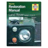 Land Rover Series 1, 2 & 3 - Restoration Manual