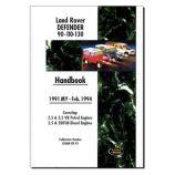 Defender 90, 110 & 130 (1991-Feb 1994) - Handbook
