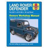 Defender - 2007 - 2016 (56 to 16 reg) - Diesel - Owners Workshop Manual