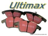 EBC Ultimax Rear Brake Pads
