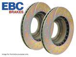 EBC Rear Brake Discs - Vented