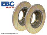 EBC Rear Brake Discs - Solid