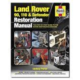 Land Rover 90, 110 & Defender - Haynes Restoration Manual