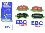 EBC Green Stuff Rear Brake Pads