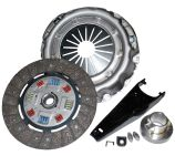 Defender/Discovery 1/Range Rover Classic - 200/300Tdi - Heavy Duty Clutch Kit - With Clutch Fork