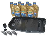 Automatic transmission fluid change kit - Britpart Pan with Ravenol Oil