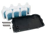 Automatic transmission fluid change kit - Britpart Pan with ZF Oil