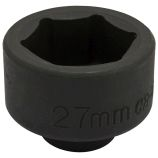 "27mm Oil filter Socket - 3/8"" D Face Drive"