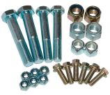 Defender (Up To YA185790), Discovery 1 and Range Rover Classic Rear Suspension Bolt Kit