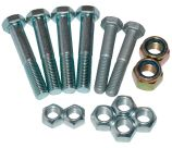 Defender Front Suspension Bolt Kit - From XA159807 To 2A625545
