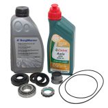 Rear Diff Pinion Bearing Kit - With Oil - Freelander 2 Up To BH257090