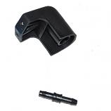 Front Washer Jet 2 Piece Repair Kit - Defender