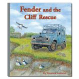 Fender & the Cliff Rescue By Veronica Lamond