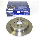 Rear Brake Disc - Solid