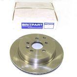 Rear Brake Disc - Vented