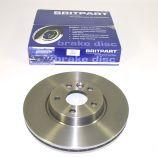 Front Brake Disc - Vented