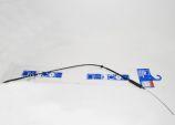 Handbrake cable - LH side - Freelander 2