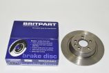 Rear Brake Disc - Solid