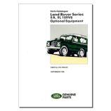 2A, 3 & 109 V8 - Parts Catalogue