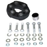 Rear Propshaft Coupling WITH bolts - 300TDi Discovery, Discovery 2 & Range Rover P38
